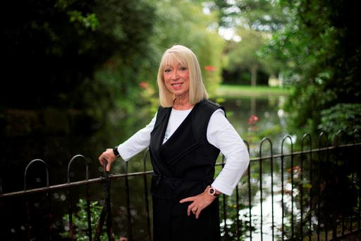 Anne Doyle walks everywhere because she never learned to drive. Photo: Mark Condren