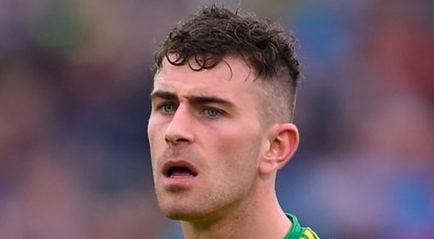 The bright light against Cork was the performance of Paddy McBrearty. Photo: Sportsfile