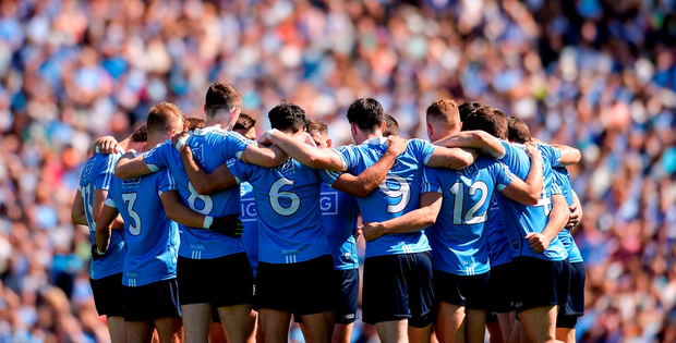 'For all their skills, speed and stamina, this Dublin team have yet to win two All-Irelands in a row'. Photo by Eóin Noonan/Sportsfile