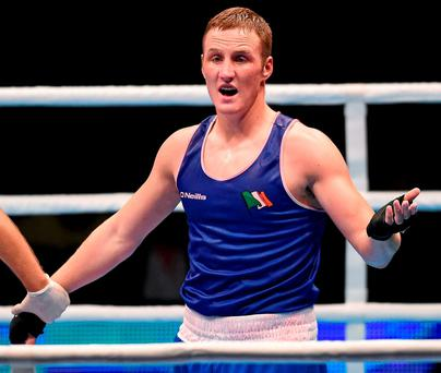 Michael O'Reilly has lodged a formal appeal in doping scandal
