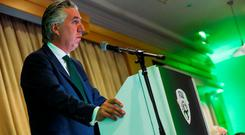 FAI Chief Executive John Delaney