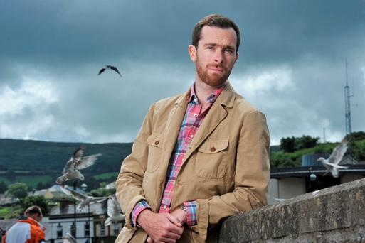 Pierre-Louis Baudley-Vignaud in Bantry, west Cork. Pic Daragh Mc Sweeney/Provision