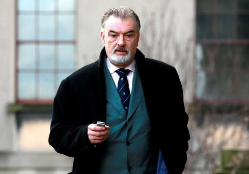 Ian Bailey will be offered a full defence team. Pic: Courts Collins