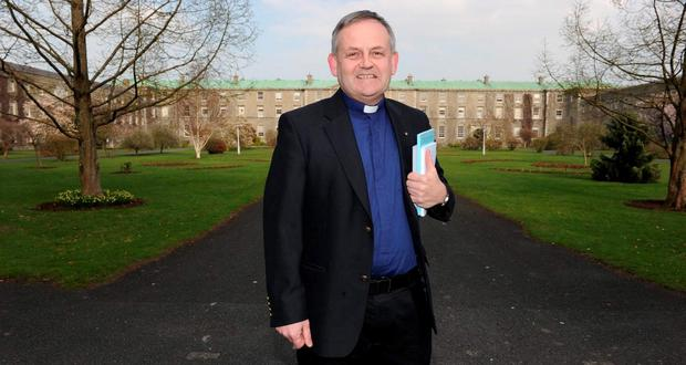 Monsignor Hugh Connolly,President of St. Patricks College,Maynooth. Photo Kenneth O Halloran