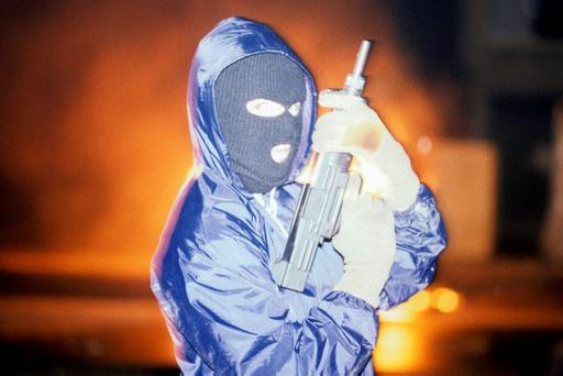 It is not clear how the 'OC' came to be exposed as an agent but he is believed to have been recruited by British Intelligence in the late 1980s or early 1990s. Stock Image: GETTY