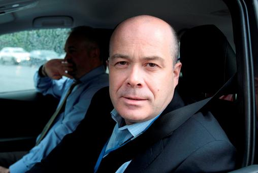 DEMANDS: Independent minister Denis Naughten. Photo: Tom Burke
