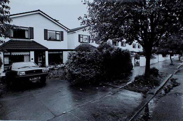 The family home at The Moorings in Malahide, Co Dublin
