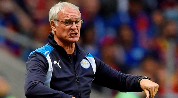 So Claudio Ranieri has been focusing his players' minds on the new demands that the Premier League champions will face this season. Photo: Reuters/Adam Holt