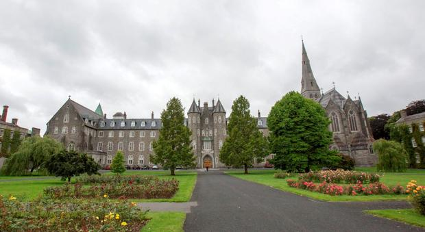 Maynooth seminary South Campus, Maynooth. Pic:Mark Condren