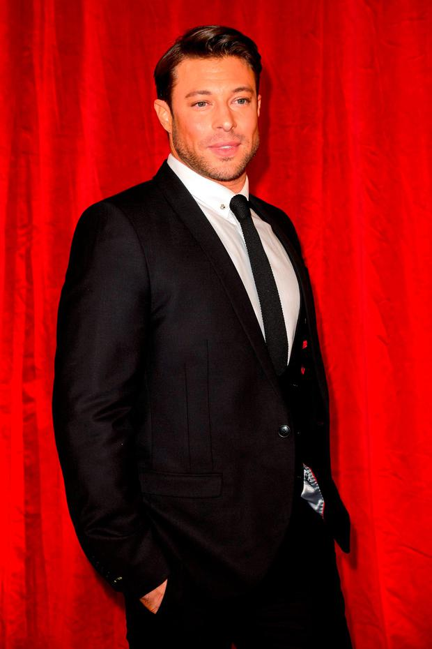 Duncan James opened up about his scary ordeal
