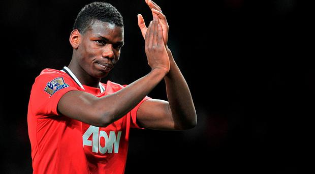 Paul Pogba will be a Manchester United player once more