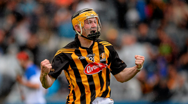 A second goal from Walsh secured their first victory in six years. Photo: Sportsfile