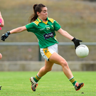 Sarah Houlihan was on top form, hitting nine points. Photo by Matt Browne/Sportsfile
