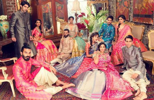 Handloom is making the leap to high fashion