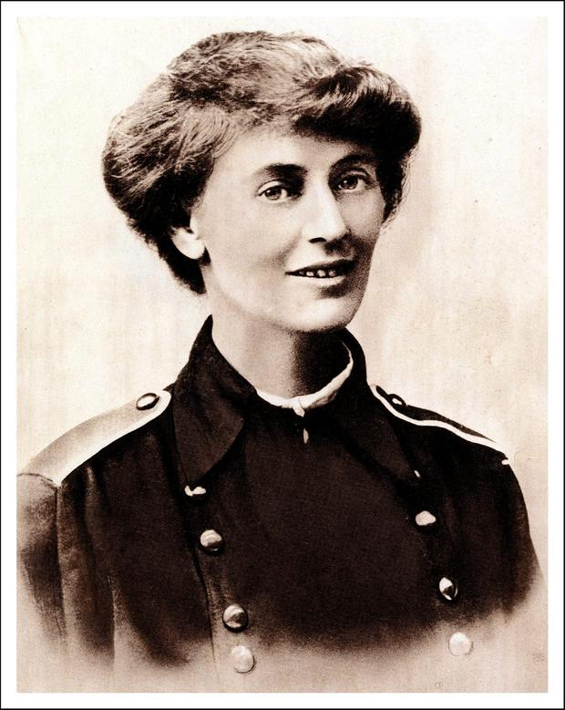 Constance Markievicz was the first woman to be appointed to Cabinet, in 1919