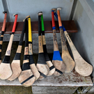 3 May 2015; A general view of hurleys. National Camogie League, Division 1 Final, Cork v Galway. Semple Stadium, Thurles, Co. Tipperary. Picture credit: Cody Glenn / SPORTSFILE