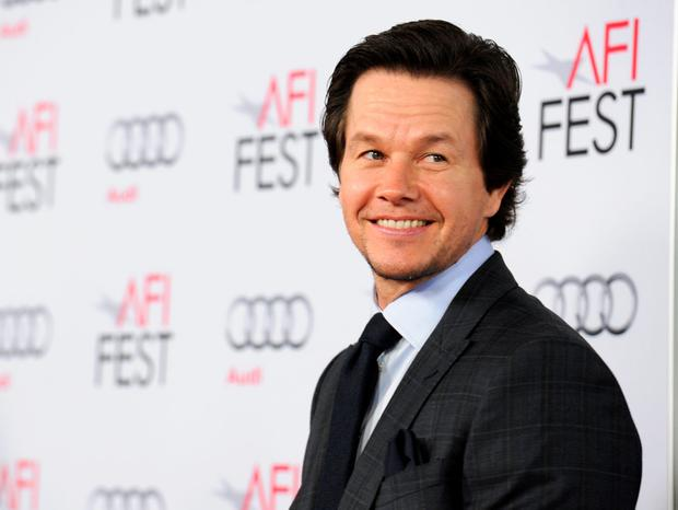Actor Mark Wahlberg attends the screening of