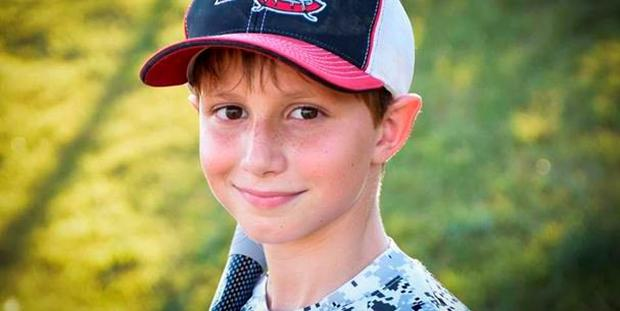Caleb Schwab, 10, was killed in the incident at the Schlitterbahn Waterpark, which is located about 15 miles west of Kansas City, Missouri