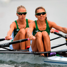 Claire Lamb and Sinead Jennings are through to the Olympic Final