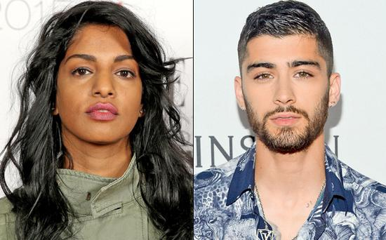 M.I.A will collaborate with Zayn Malik on Freedun track