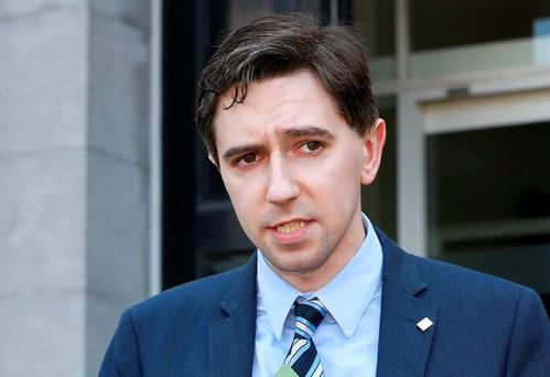 Simon Harris: €50m to be spent on targeted actions. Picture Credit: Frank McGrath