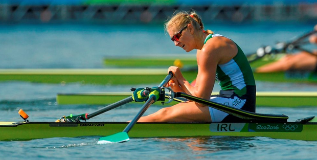 Sanita Puspure. Photo: Sportsfile