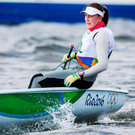 Annalise Murphy. Photo: Sportsfile