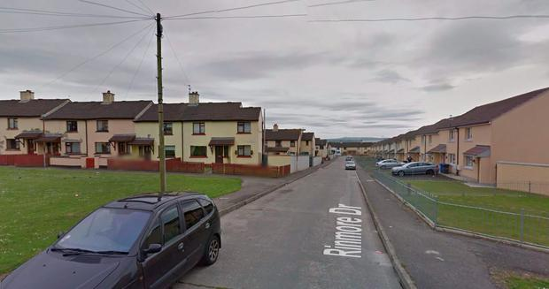 Rinmore Drive. Picture: Google Maps