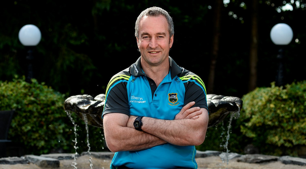 Michael Ryan. Photo: Sam Barnes/Sportsfile
