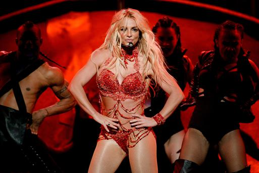 Britney Spears is the latest celebrity to feature on Carpool Karaoke with James Corden. (Photo by Kevin Winter/Getty Images)