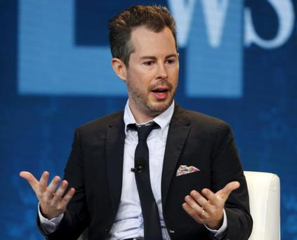 Bill Maris, president and chief executive officer of Google Ventures, speaks about the future during the Wall Street Journal Digital Live (WSJDLive) conference at the Montage hotel in Laguna Beach, California October 20, 2015. REUTERS/Mike Blake