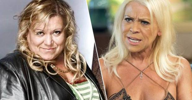 Tina Malone came under fire from Twitter trolls over her appearance on This Morning