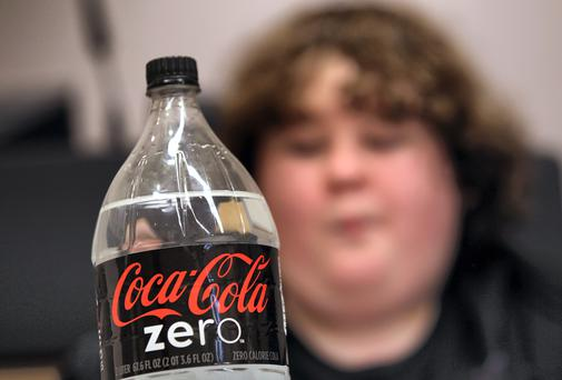 Will overweight children be able to sue their parents for childhood diets? Getty Images