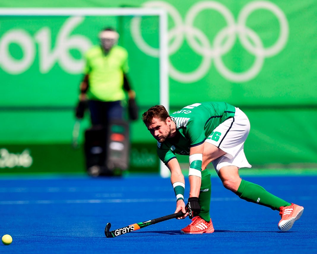 Paul Gleghorne of Ireland. Photo: Stephen McCarthy/Sportsfile