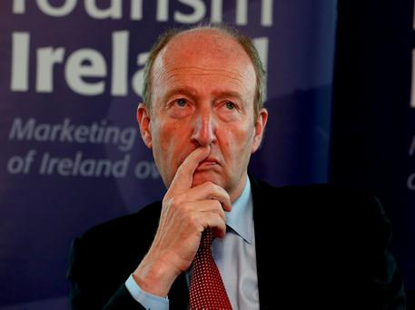 Sports Minister Shane Ross. Pic Tom Burke