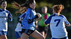 14 February 2016; Siobhan Wood, Dublin. Lidl Ladies Football National League, Division 1, Monaghan v Dublin. Emyvale, Co. Monaghan. Picture credit: Oliver McVeigh / SPORTSFILE *** NO REPRODUCTION FEE ***