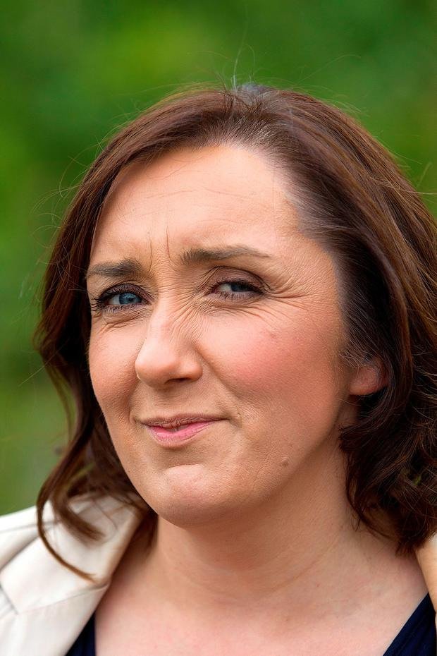 Deirdre McAleer is treating her PCOS. Photo: Tom Conachy