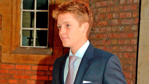 The duke's son and heir, Hugh Grosvenor Picture: PA