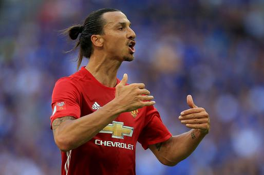 Ibrahimovic has raised the prospect of staying at Old Trafford beyond his 37th birthday. Picture Credit: Ben Hoskins/Getty Images