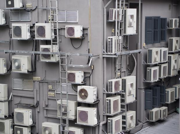 'Growth in air conditioning has been staggering. China is the sweet spot. Every single year, 60 million more units are being sold there...' Photo: Getty Images/age fotostock RM