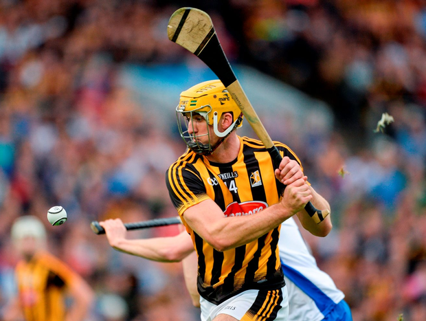 Colin Fennelly of Kilkenny scores his side's first goal during. Photo by Daire Brennan/Sportsfile