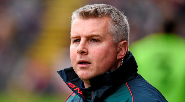 Mayo boss Stephen Rochford