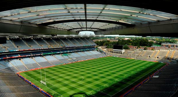 'Spectators pay hard-earned money to travel from all over the country to attend matches in Croke Park. In my eyes we should be able to see these flashpoints replayed on the screen.' Photo: Sportsfile