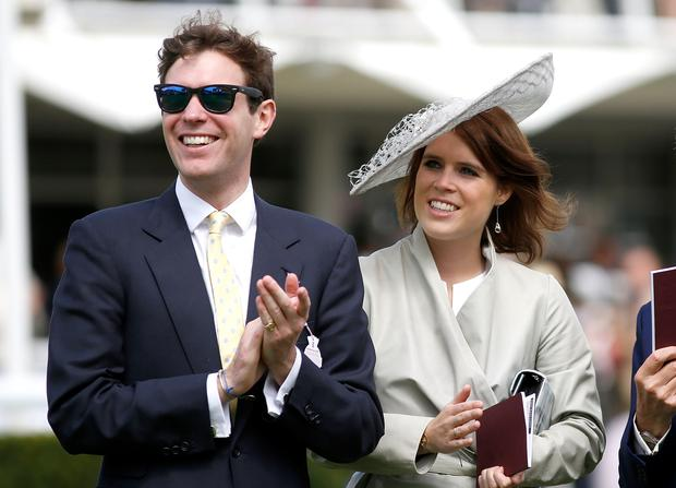 Princess Eugenie and Jack Brooksbank have plans to marry next year. Tristan Fewings/Getty Images for Qatar Goodwood Festival)