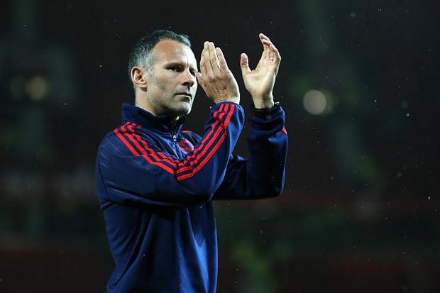 Ryan Giggs has left Old Trafford