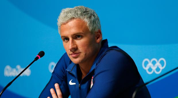 Bentz, Conger, and Feigen Were With Lochte When He Was Robbed