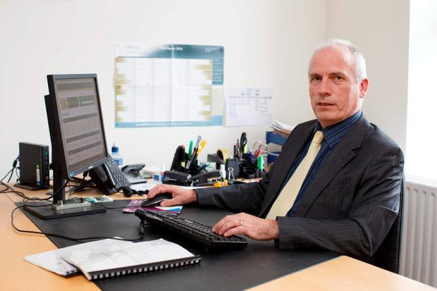 Assistant Data Protection Commissioner Tony Delaney has warned insurance companies over the use of surveillance. Picture: Alf Harvey/HRPhoto.ie