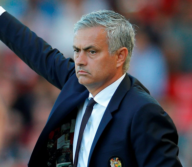 Manchester United manager Jose Mourinho. Photo: Andrew Couldridge/Action Images via Reuters