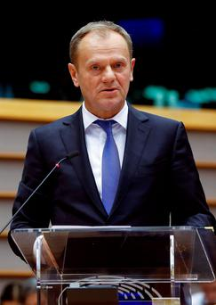 Donald Tusk. Photo: Reuters