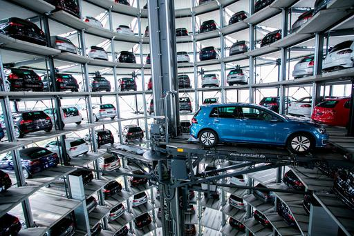 Banking arm of VW reports rise to €340m in new-car financing Photo: Krisztian Bocsi/Bloomberg